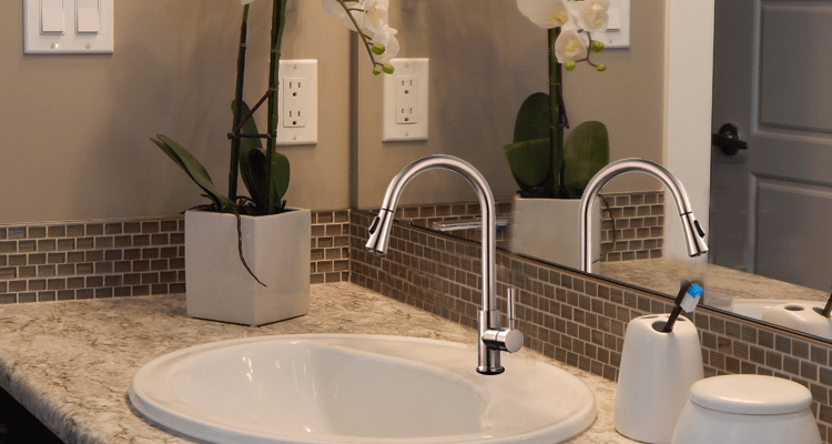 Commercial High Arch Single Hole Kitchen Sink Faucets Review 2018