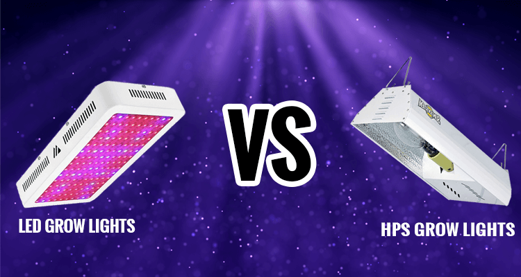 Led Grow Lights Vs. HPS Grow Lights – Details Comparison And Guide
