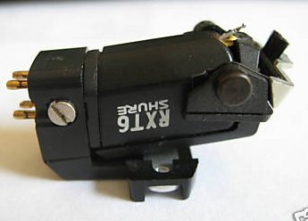 Shure P Mount Cartridge