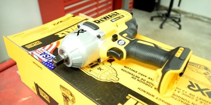 Benefits of Cordless Impact Wrench