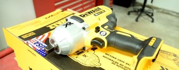Cordless 3/8 Impact Wrench Review